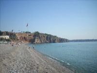 Анталья, пляж